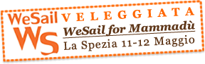 Banner WeSail for Mammadù