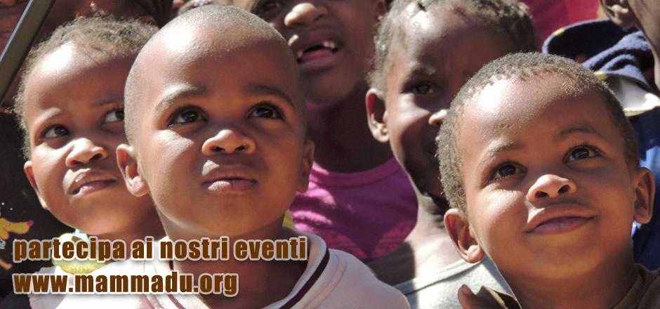 Mammadù Non Profit Organization - Agenda Eventi - Slider Partecipa ai nostri Eventi