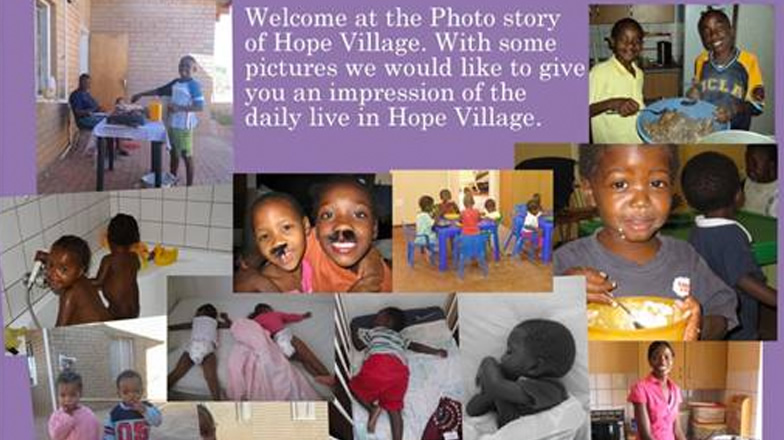 2009 ad oggi – OrfanotrofioHOPE VILLAGE
