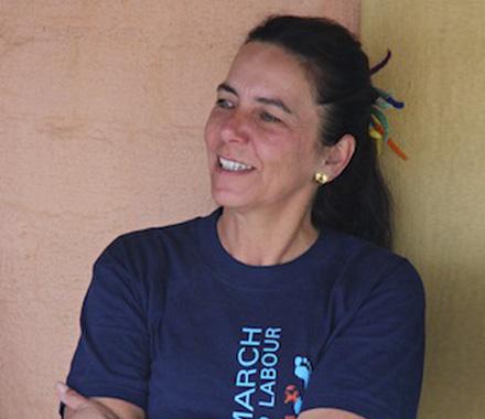 Mammadu - Agnes Albrecht - Consigliere