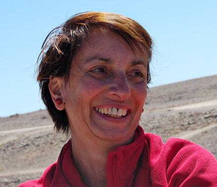 Mammadu - Franca Antonini - Segretario